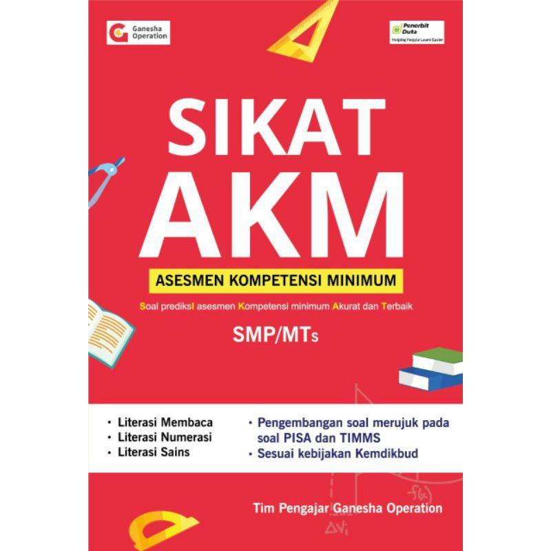 Free Bubble Wrap Terbaru Buku Soal Latihan Sikat Akm Asesmen Kompetensi Minimum Untuk Smp Mts Shopee Indonesia