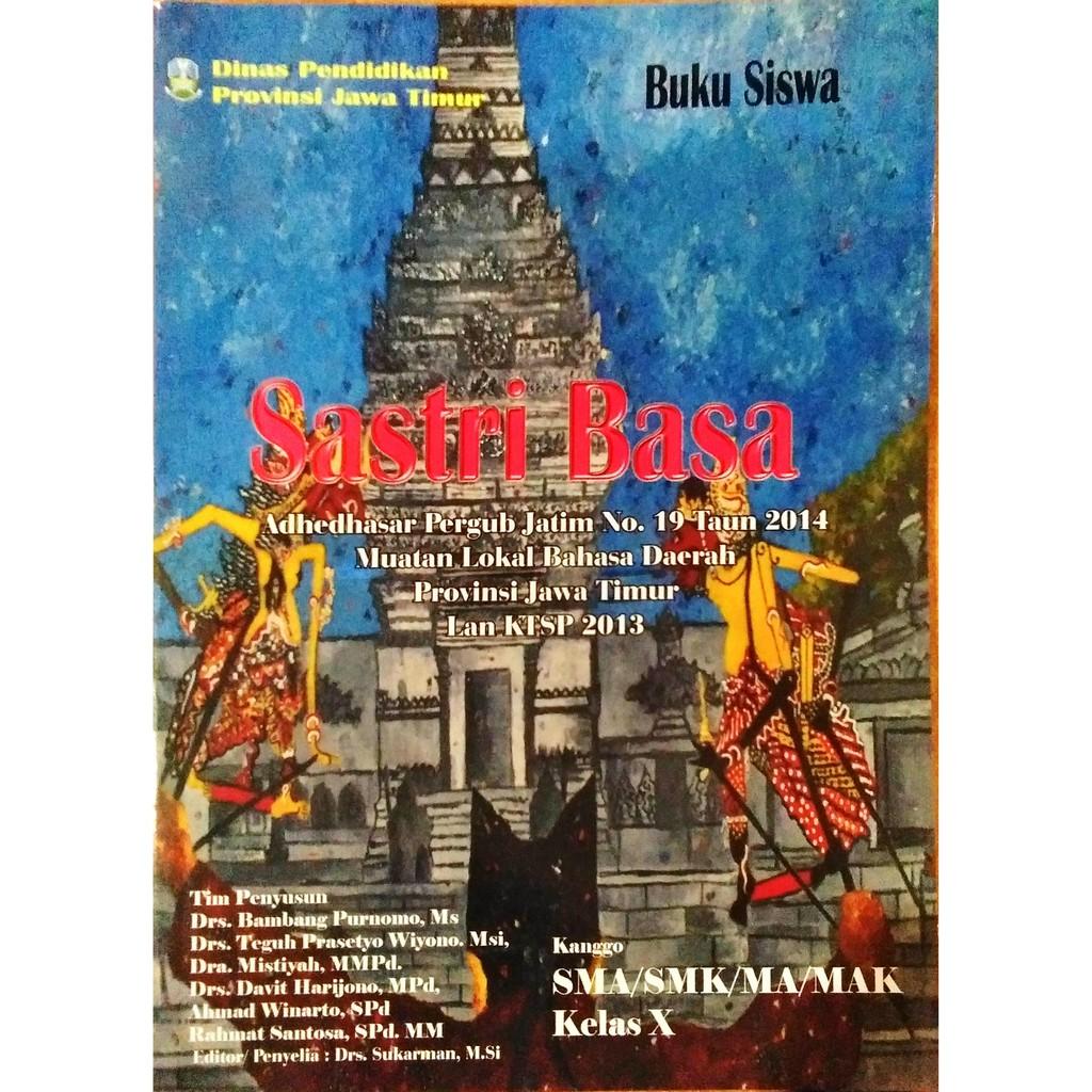 Buku Paket Bahasa Jawa Kelas 12 Kurikulum 2013 Revisi Sekolah