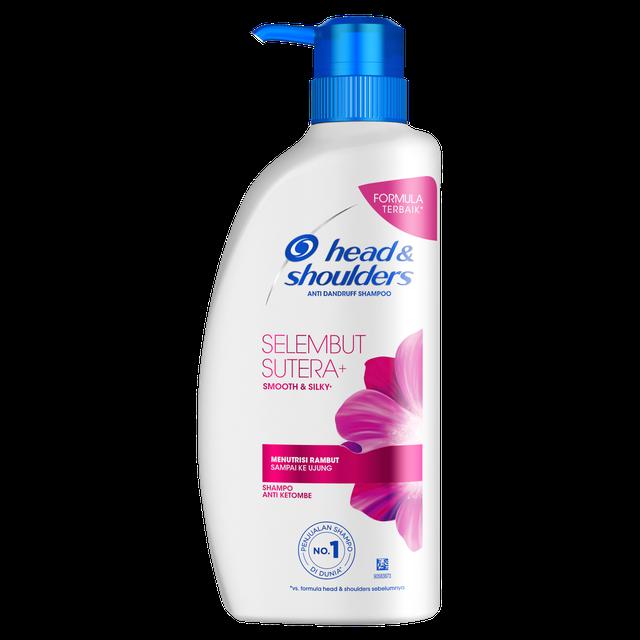 Head & Shoulders Shampoo Smooth & Silky 400 ml-1
