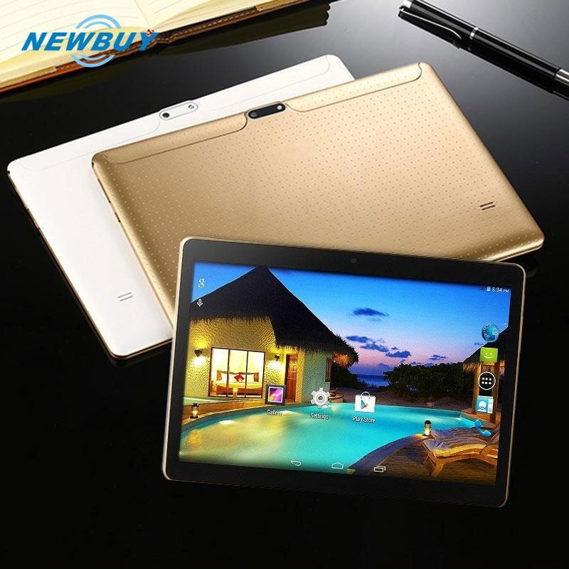 NBY KT107 Tablet 10 1Inch Octa Core Android 5 1 IPS 3G 2GB/32GB
