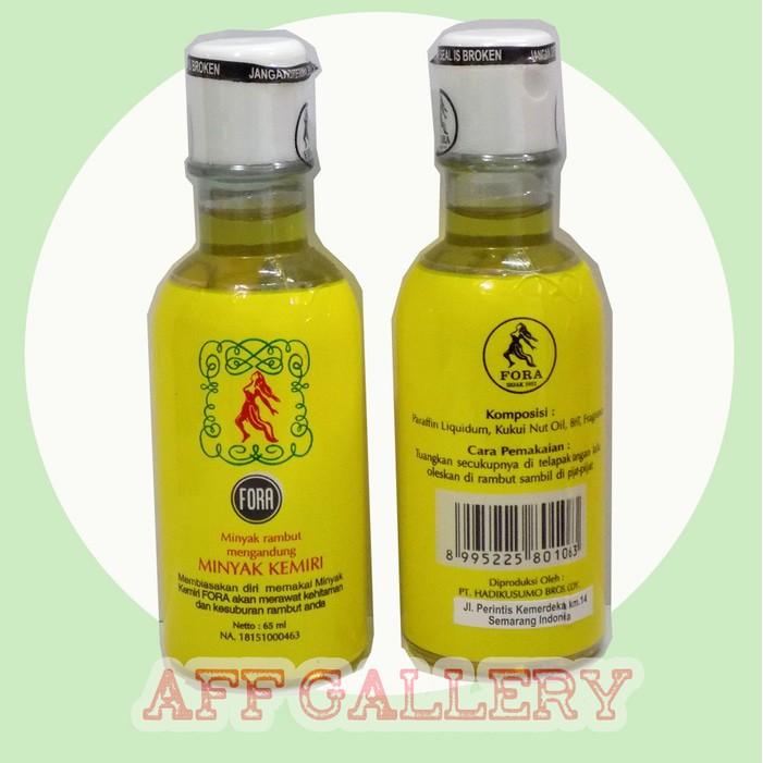 minyak kemiri fora isi 65 ml muraahhhhh | shopee indonesia Gambar Minyak Kemiri Di Indomaret