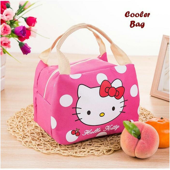 Beli TM006 - Flower Lunch bag / Cooler bag / Tas Bekal Motif Bunga Harga Lebih Murah Bersama Teman | Shopee Indonesia