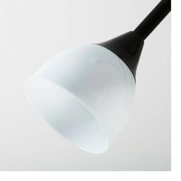Dijual Oleh : BIG PROMO A Lampu Minimalis Warna Hitam Putih 2 In 1 Standing Lamp IKEA NOT Murah Meriah di Shopee