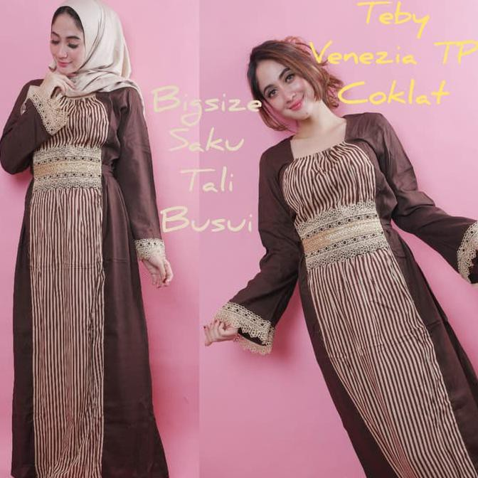 Maxi dress arab/india/dubai/turki teby luxor tp daster busui | Shopee