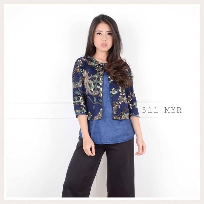 Dapatkan Harga baju murah Atasan Dress Batik   Kebaya Diskon ... 91a6803f98