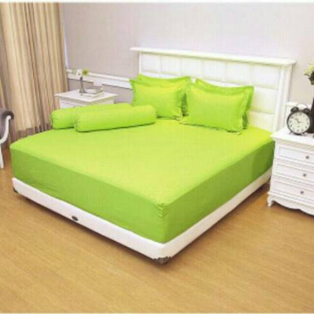 160x200x30 cm Warna Coffee. Source · Sprei Vallery Quincy Quilt LIME B2 .