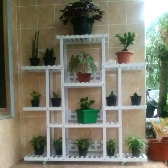 Unit Rak Bunga Stand Pot Rak Pot Model Terbaru Shopee Indonesia