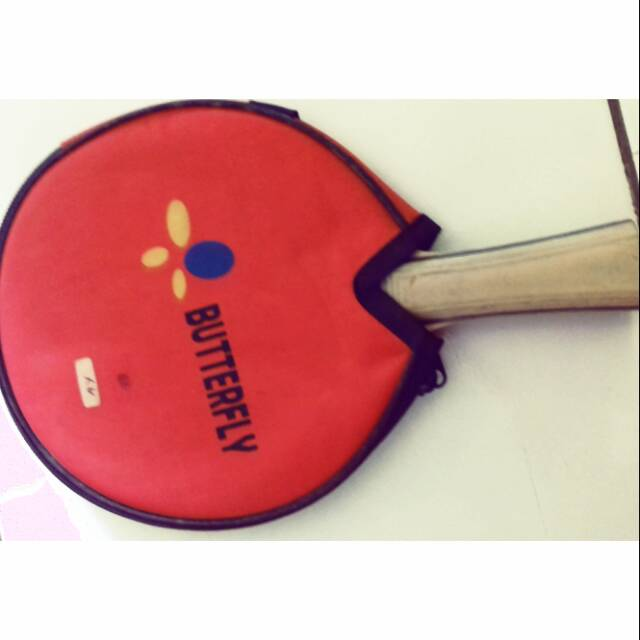 BET PING PONG TENIS MEJA DHS DOUBLE HAPPINESS