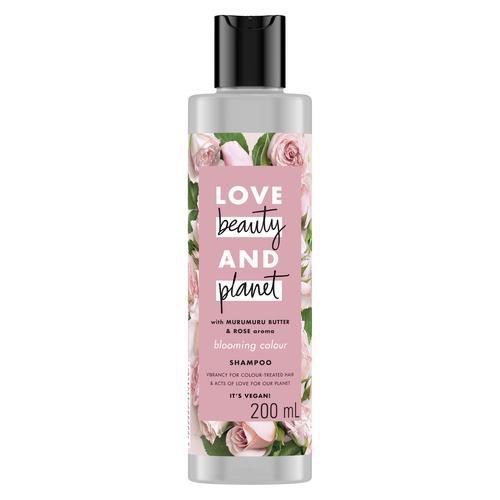 Love Beauty & Planet Shampoo Murumuru Butter & Rose 200ml-1