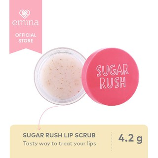 Emina Sugar Rush Lip Scrub 4.2 g