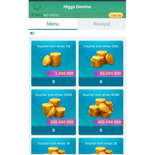 Chip Higgs Domino   Promo Coin Higgs Domino Termurah   Koin Chip Ecer