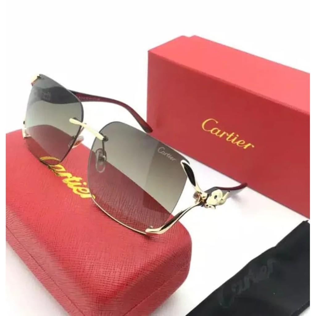 TERLARIS - Kacamata Cartier Musang  9023d43063