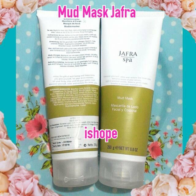 [BEST SELLER] Jafra Mud Mask 250gram/ Masker Lumpur Jafra 250gr   Shopee Indonesia