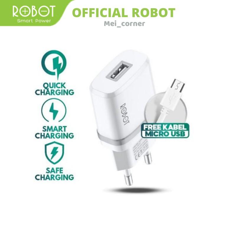 Charger ROBOT RT-K7 WHITE