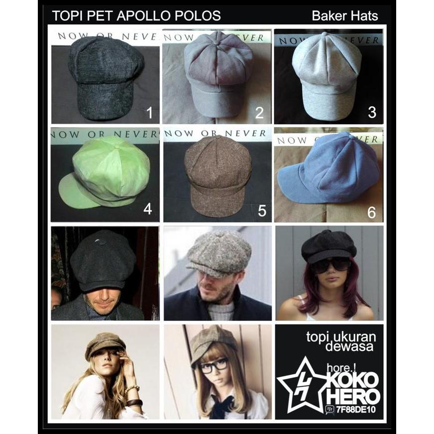 Newsboy cap topipet topi pet suede corduroy cap hat fedora aksesoris rambut   4eb0ea74a8