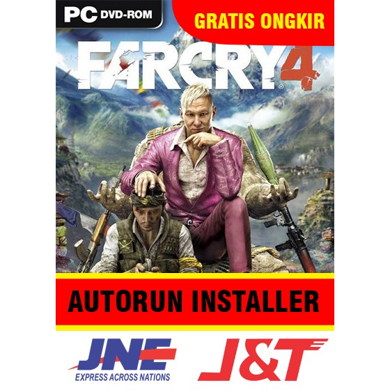 Far Cry 4 Gold Edition Full Dlc Pc Games Shopee Indonesia