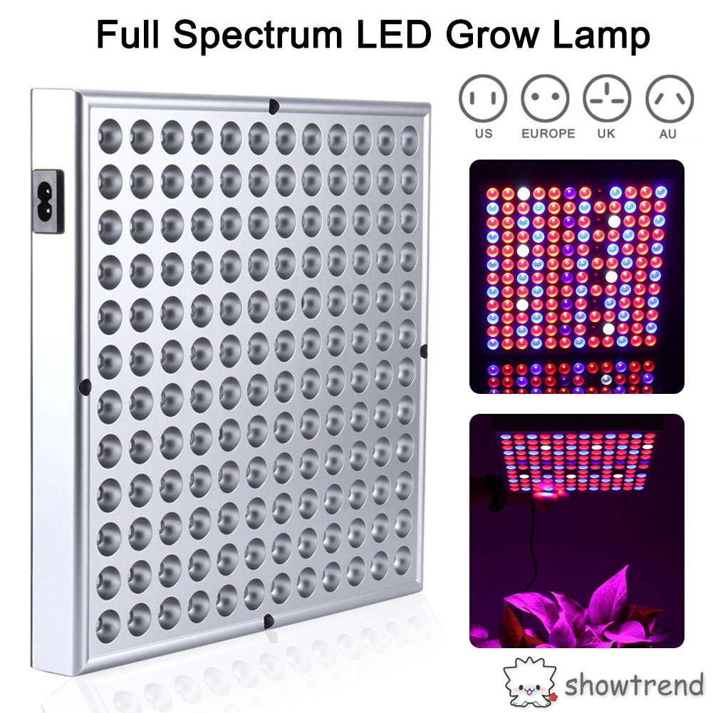 45W LED Hydroponic Plant Grow Light Lamp Full Spectrum Veg Bloom Indoor Plants