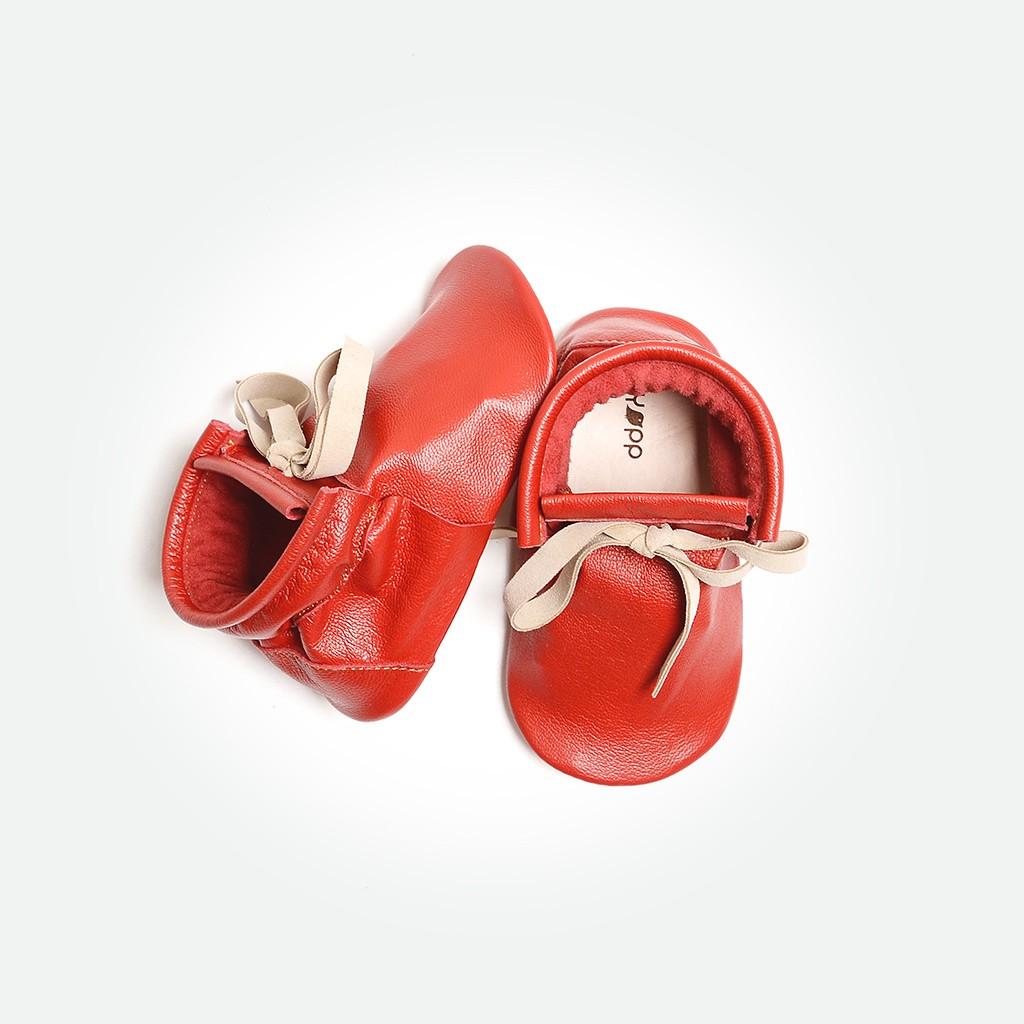 Baby Moccasins Featherlight Nude Sepatu Bayi Pyopp Shopee Freddie The Frog Shoes Kani Moccs Indonesia