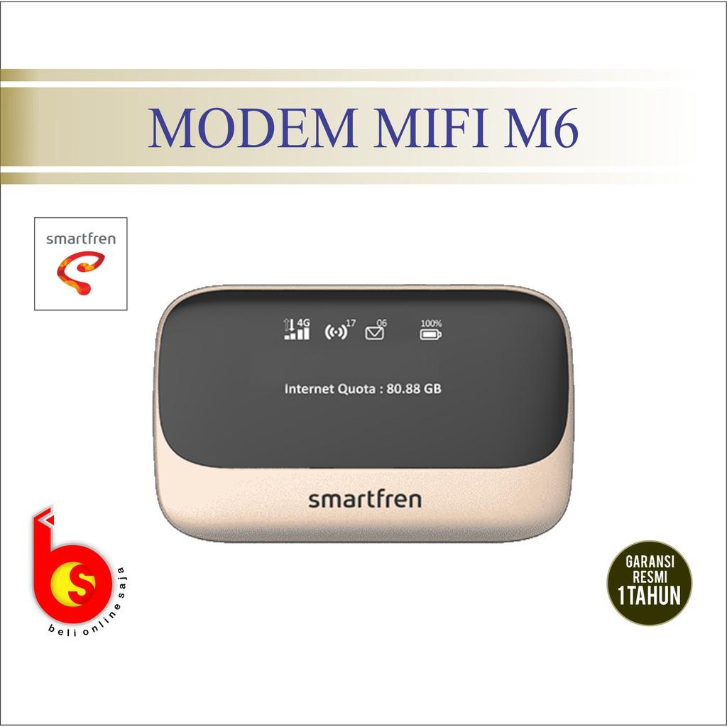 MODEM SMARTFREN ANDROMAX M6