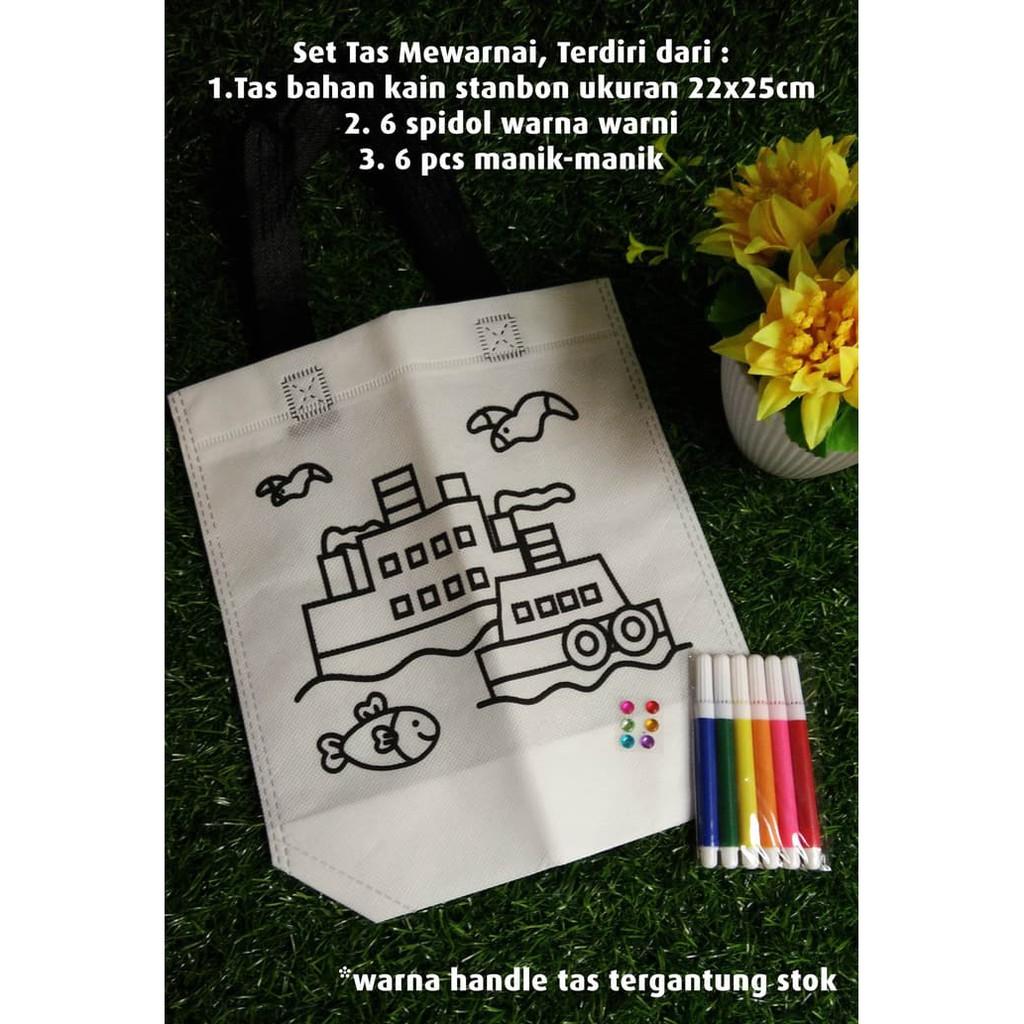 Paper Bag Motif Tas Kertas Kado Tas Ulang Tahun L Sweet Series