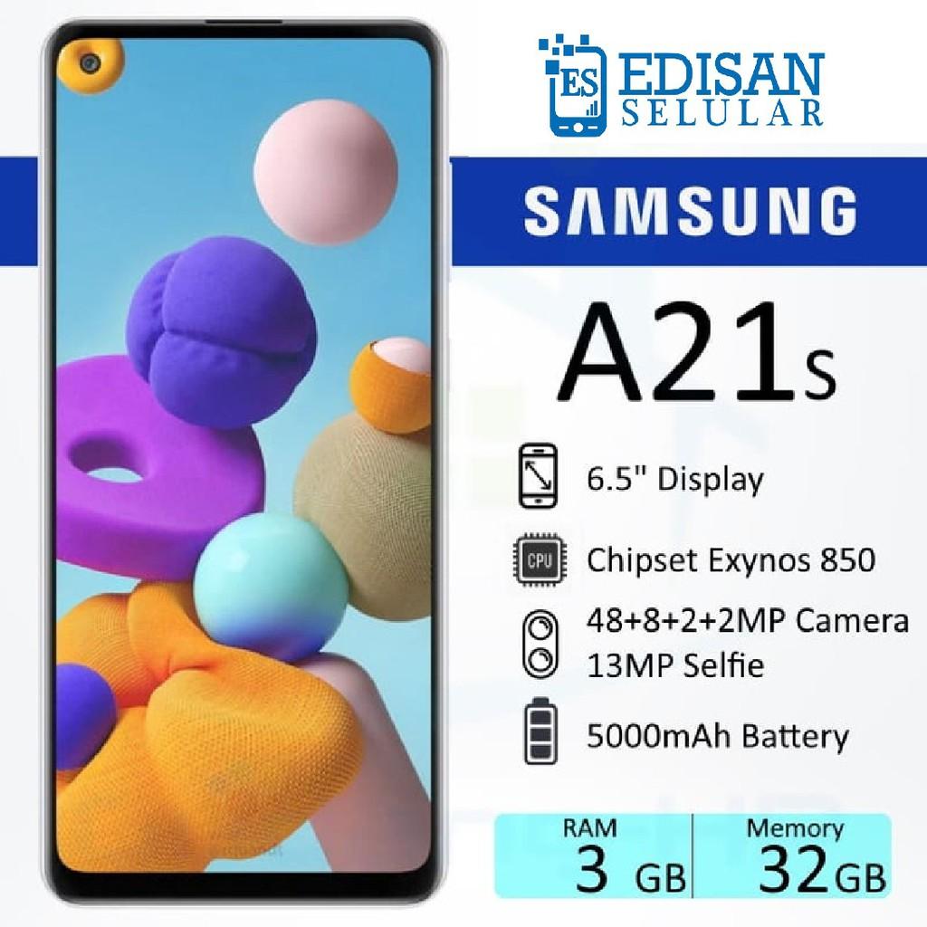 Samsung Galaxy A21s Garansi Resmi Shopee Indonesia