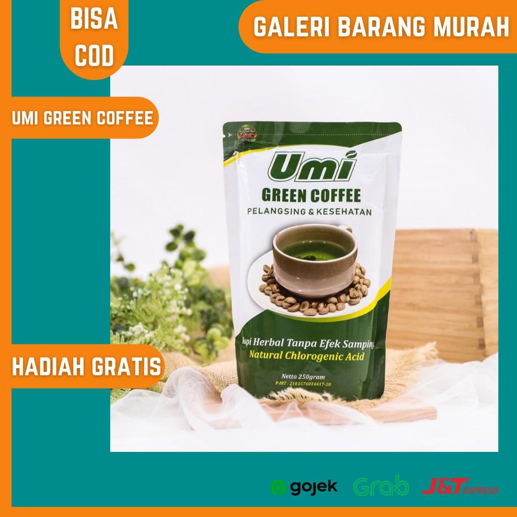 {BISA COD} Penurun Berat Badan Ugc Umi Green Coffee ...
