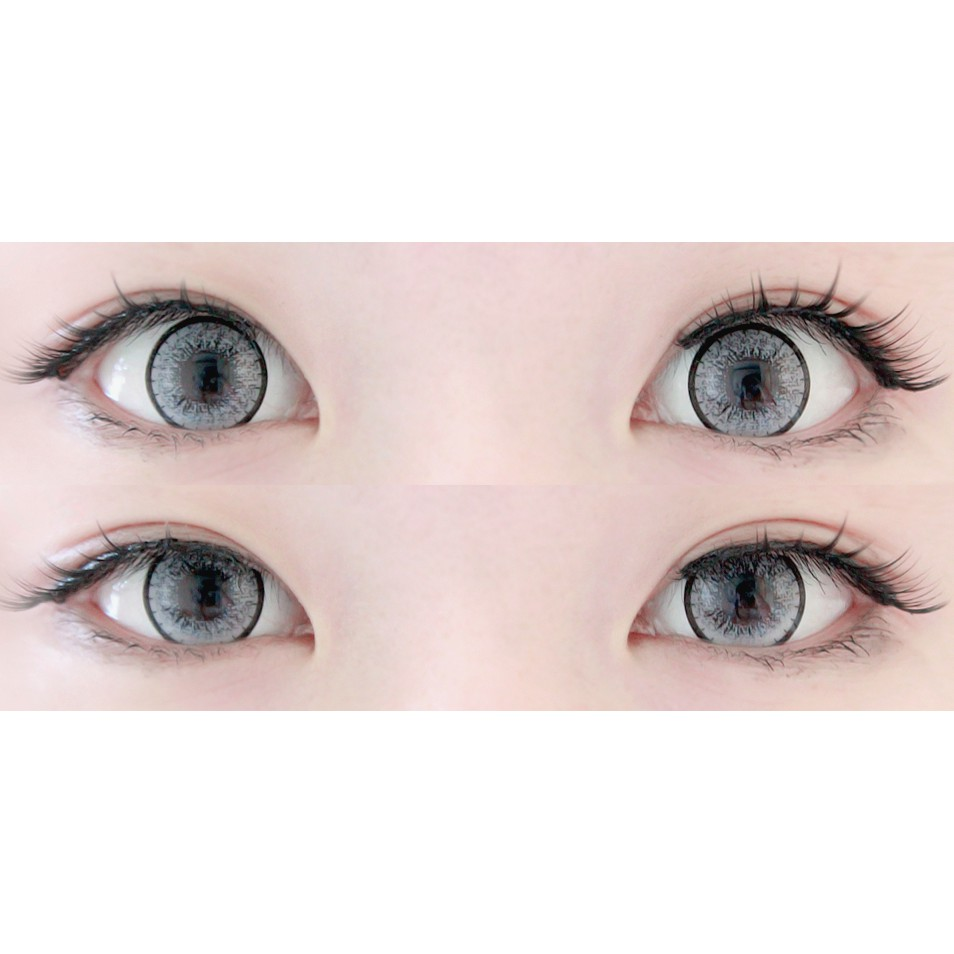 Gudang 2 Softlens Eos Luna Natural Bisa Beda Minus Shopee Diva Queen One Layer With Clear Vision Indonesia