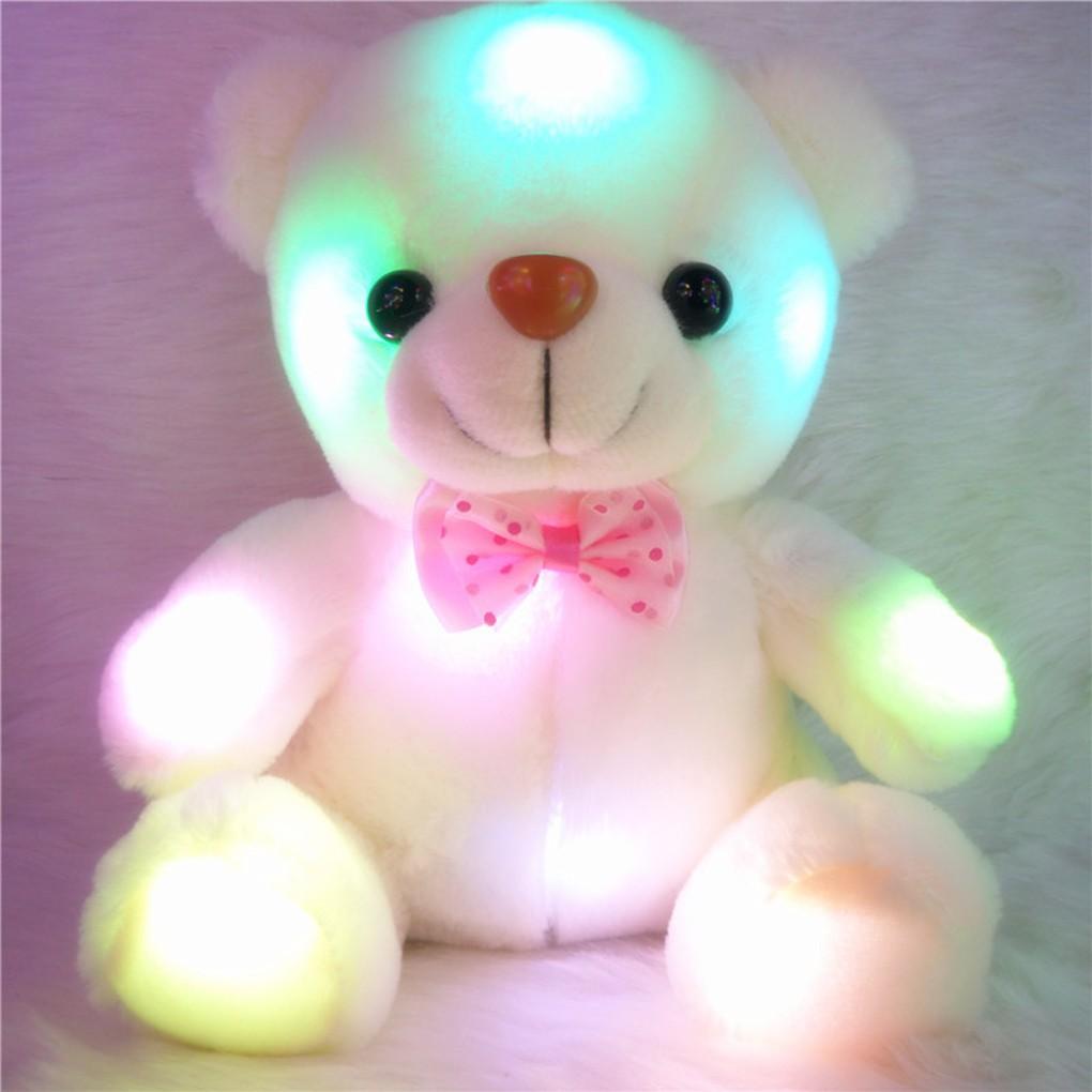 Boneka Beruang dengan LED Bercahaya  18e6534ea2