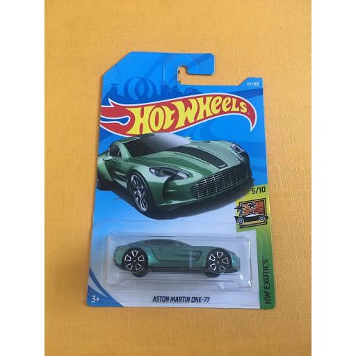 Hot Wheels Hotwheels Aston Martin One 77 Mainan Anak Diecast Diskon Langka Promo Murah Baru Original Shopee Indonesia