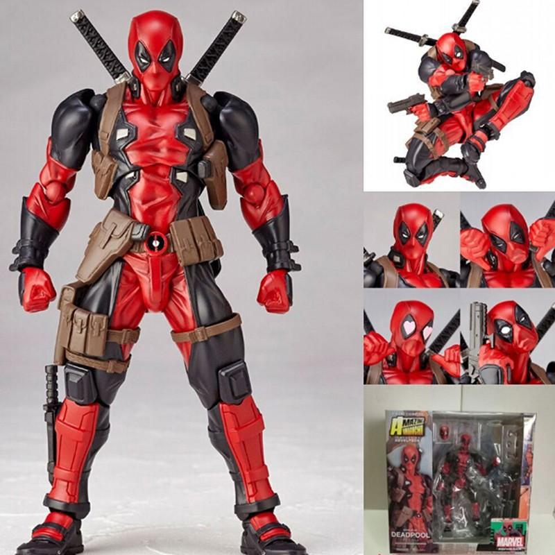 MARVEL LEGENDS x-Men Deadpool chimichanga Action Figure Toys Wade Winston JUGGER