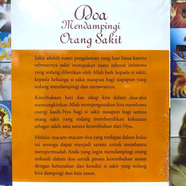 Doa Mendampingi Orang Sakit Shopee Indonesia