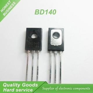 Business & Industrial 100 PCS BD140 TRANSISTOR PNP 1.5A 80V TO126 ...