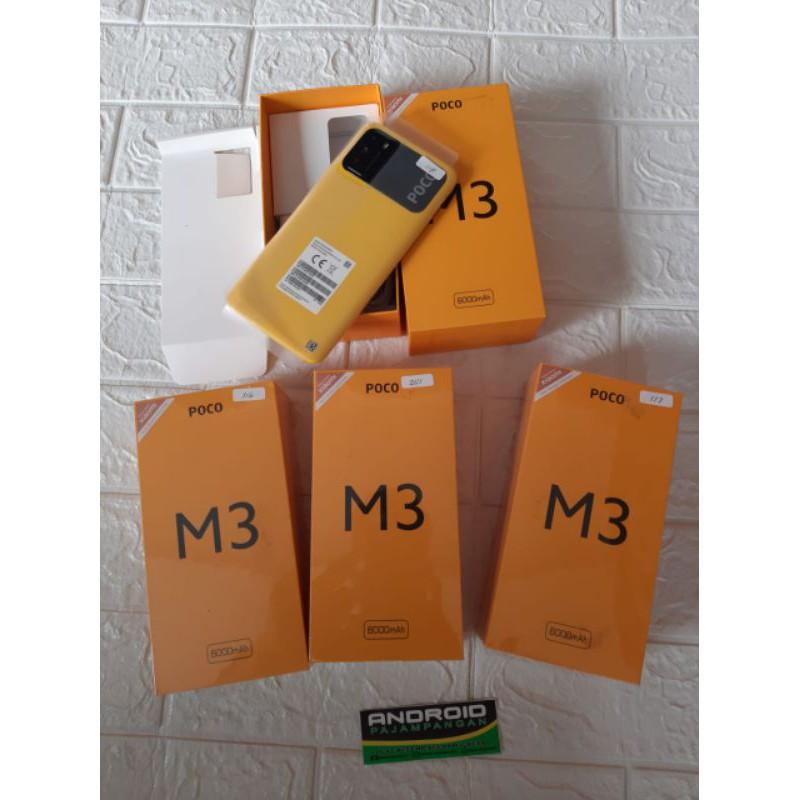 POCO M3 RAM 4/64 Dan Ram 6/128 GB & POCO X3 NFC (SECOND)
