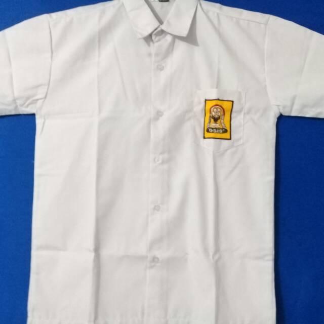 Seragam Osis Smp Pendek All Size Shopee Indonesia