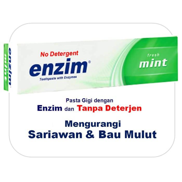 Willsen Enzim Toothpaste Pasta Gigi Dewasa 100ml Shopee Indonesia