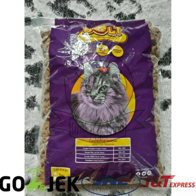 Makanan Kucing Bolt Tuna Shopee Indonesia