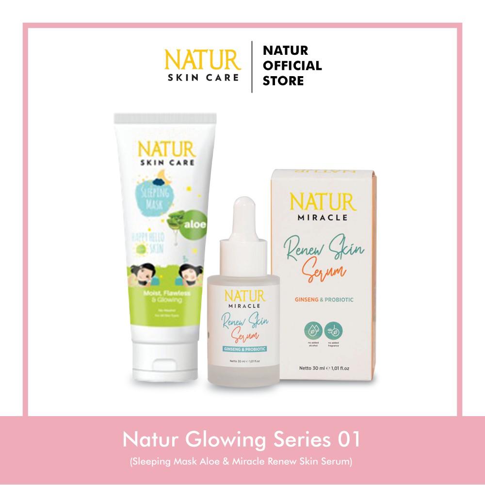 Natur Glowing Series