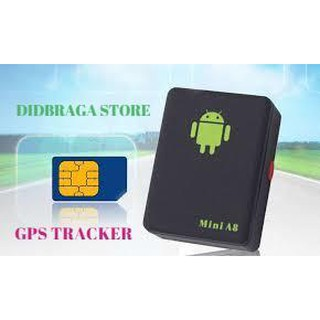 Alat Lacak Super MINI - GPS TRACKER & SUARA