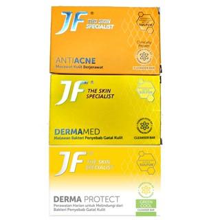 JF Cleanserbar Anti Acne (Sabun Jerawat) JF Dermamed Cleanser Bar (Sabun Gatal) Derma Protect thumbnail