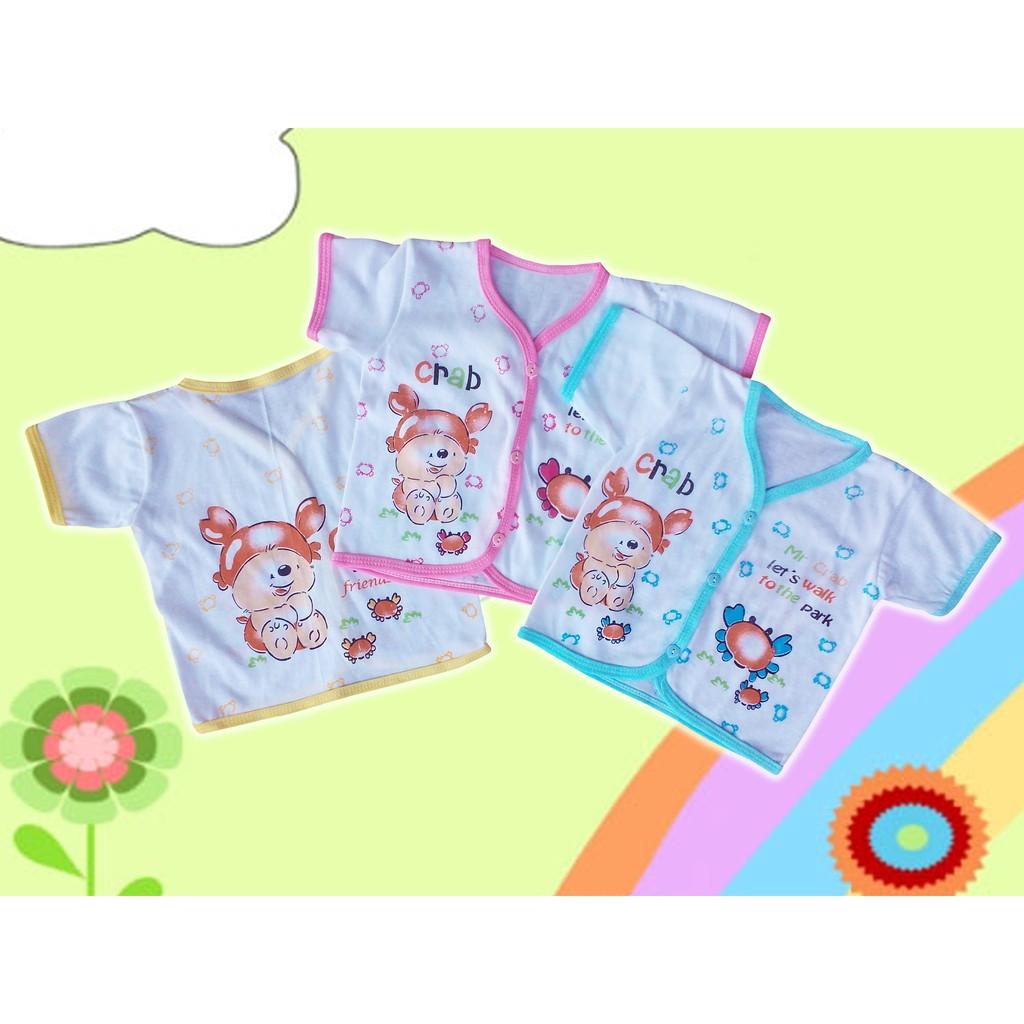 MURAH Baju Bayi Baby Newborn Perlengkapan Baru Lahir Laki Perempuan Pakaian Lucu Cowok Cewek | Shopee Indonesia