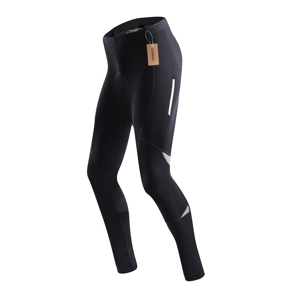 Lixada Celana Panjang Legging Kompresi Ketat Dengan Bantalan Gel Untuk Sepeda Cycling Pants Shopee Indonesia