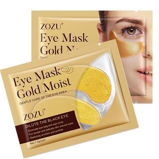 Masker Mata Panda Zozu Eye Mask Masker Zozu Collagen Gold Crystal thumbnail