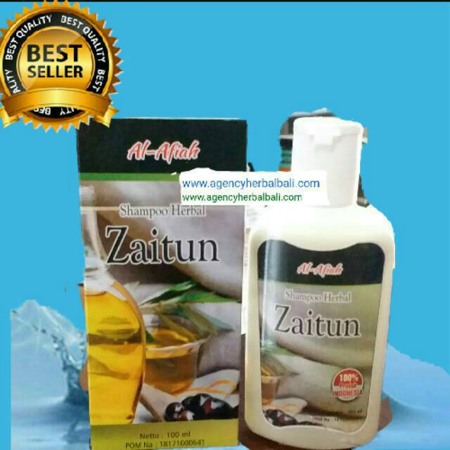 Shampo Herbal Zaitun Atasi Ketombe Dan Rambut Rontok Shopee Indonesia