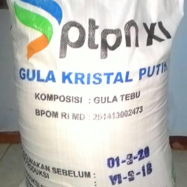 Jual Gula Pasir Kristal Murah Repack 1kg Shopee Indonesia