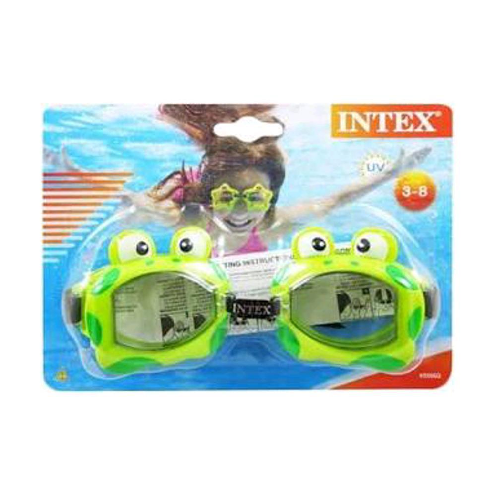 INTEX Kacamata Renang Play Goggles 55602  e55aa451a9