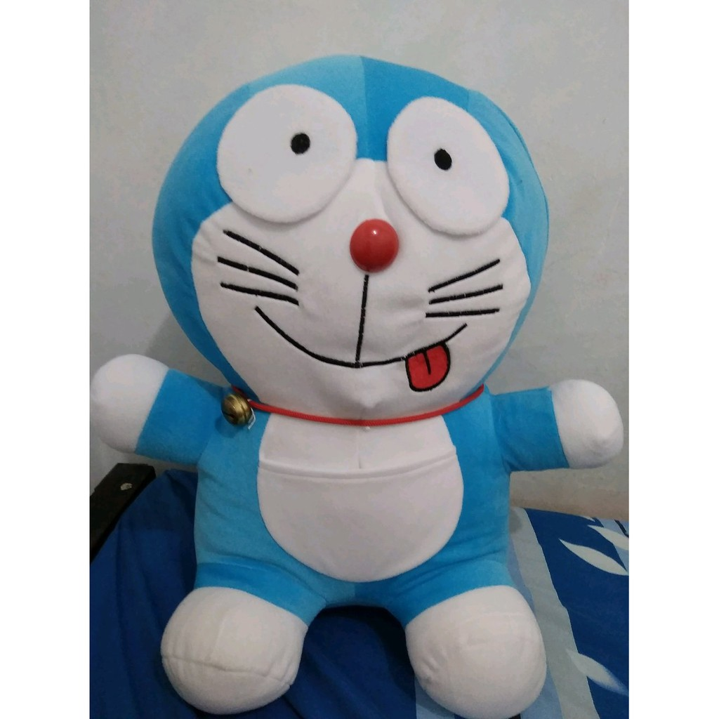 Dijual guling boneka doraemon besar jumbo Limited  6647b2642e