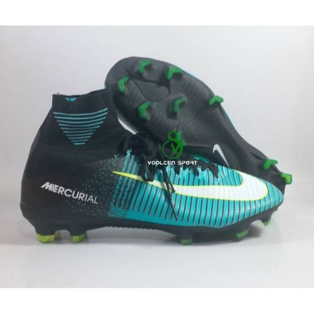 abaed189c363 Nike Mercurial superfly V Play Fire FG Replika Import