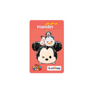 Mandiri E-money Tsum-Tsum Mickey Mouse
