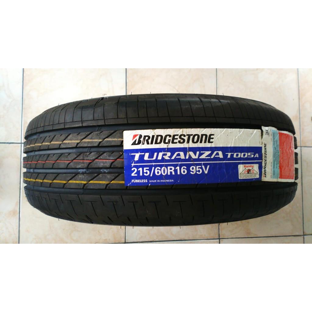 Ban Mobil Bridgestone Turanza T005A 215-60 R16