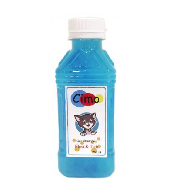 CIMO 250 ml / SHAMPO KUTU KUCING / FLEA AND TICK SHAMPO FOR CAT / grooming-2